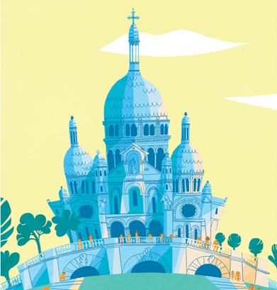 La folle aventure de Doudou à Paris