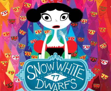 « Snow White and the 77 dwarfs »  Thundra books/ Random house Canada  mai 2015