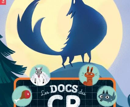 « Les Docs du CP »  Les loups  Flammarion -Père Castor  août 2015