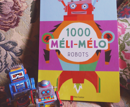 « 1000 robos Méli-Mélo »  Père Castor  octobre 2016