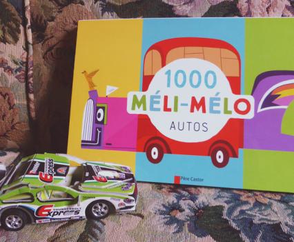 « 1000 autos Méli-Mélo »  Père Castor  octobre 2016